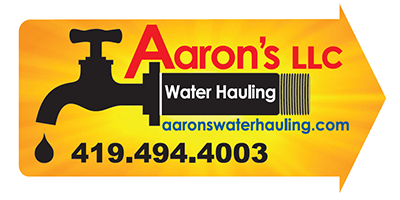 About | Aaron's Water Hauling - Neapolis, OH